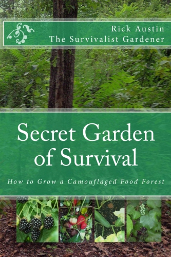 Secret Garden of Survival Book Cover